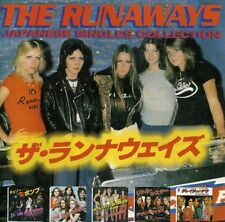 The Runaways - Japanese Singles Collection [New CD] UK - Import