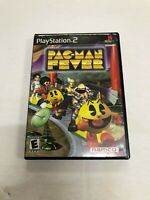 Pac-Man Fever PS2 Video Game with Manual Ships Immediately.