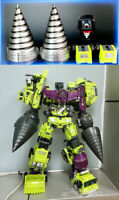 Transformation Jinbao Drills Weapon Upgrade Kit Devastator Construction figure