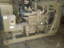 Stamford UCI274H13 175KW 3ph 480V Cummins GTA12 Engine Natural Gas Generator