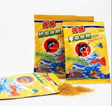 3 pack Sera small small fish shrimp cichild discus betta guppy food AK713