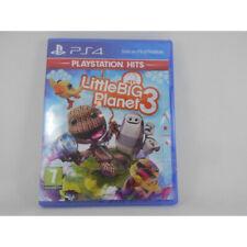 Little Big Planet 3 - Playstation Hits - Playstation 4 - Nuevo a Estrenar - 7117