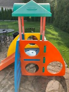 Vintage Little Tikes Climber and Slide