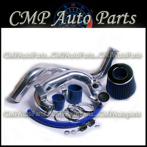 BLUE 2004-2006 SCION XA XB 1.5 1.5L L4 HATCHBACK COLD AIR INTAKE SYSTEMS