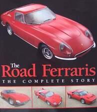 LIVRE/BOOK : FERRARI voitures de route - l'histoire complète