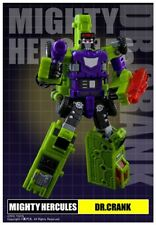 New Transformers TFC Toys Hercules Devastator Dr.Crank Action figure in stock