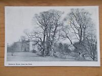VINTAGE 1911 POSTCARD - SLEDMERE HOUSE - FROM THE PARK - EAST YORKSHIRE