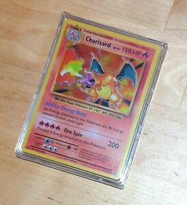 Charizard Holo | MINT | 2016 Pokemon XY ☆ Evolutions | Strong PSA 10 Candidate!