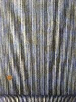 Navy Blue Silver Stripe 100% Quilting Cotton Perfect Occasions Fabric Freedom