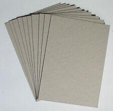 Grau-Karton,  für Scrapbooking, buch, 5 teile 30 x 20 cm x 2mm DG2015GP2