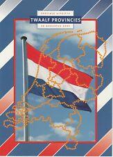 Nederland NVPH 2065-76 Mapje Speciale Uitgifte Twaalf Procincie 2002 Gestempeld