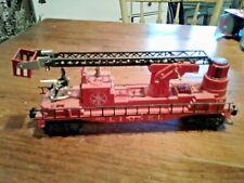 Lionel Trains Postwar 3512 Fireman Ladder Car
