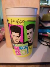McDonalds presents Magic Summer tour New Kids on the Block cup