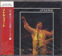 LITTLE FEAT / SUPER STARS - BEST COLLECTION * NEW JAPAN CD * NEU *