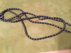 69 Pcs / Strand Approx. x BLACK Hematite 6x4 Mm Oval
