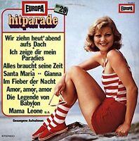 Udo Reichel (Orch.) Europa Hitparade 29 [LP]