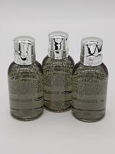 Molton Brown 3 x 50ml Geranium Nefertum Bath & Shower Gel New Scent! (150ml)
