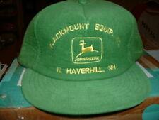Louisville John Deere corduroy Blackmount Equip. Inc. N. Haverhill,Nh Nbwhat