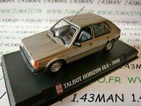 AP19N Voiture 1/43 IXO AUTO PLUS : Talbot Horizon GLS 1980