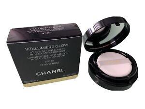 Chanel Vitalumière Glow Touch Foundation Beige Rosé NEU