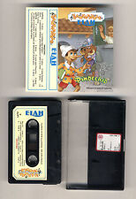 Mc IL CANTAFAVOLE Pinocchio ELAH PROMO gadget fiabe musicali 1992 Musicassetta