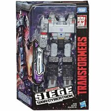 Transformers War for Cybertron - Siege Voyager Class: Megatron - Hasbro - 370212