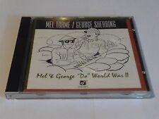 Mel Torme & George Shearing - Mel And George 'do' World War II (CD 1991)