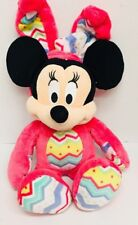 Disney Store - Pink Minnie Mouse Easter Egg Costume Plush (stuffed animal)