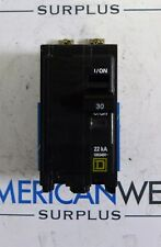 QOB230VH SQUARE D QOB Bolt on 2 pole 30 amp 120/240v 22kA circuit breaker