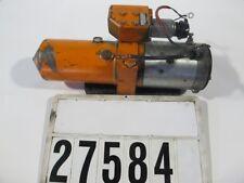 Bosch 0542 015 011 Hydraulikmotor Hydraulikaggregat Hydraulikpumpe 24V #27584