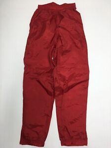 Vintage Nike Track Nylon Pants Mens Small