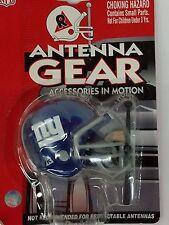 NFL Riddell Antenna Gear Helmet, New York Giants, New