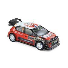 Citroen C3 WRC #8 Rallye Monte Carlo 2017 Lefebvre 1/43 NOREV