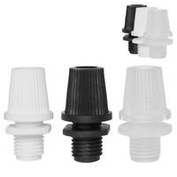 Klemmnippel Zugentlastung Außengewinde M10x1 für Lampenfassung Kabel Textilkabel