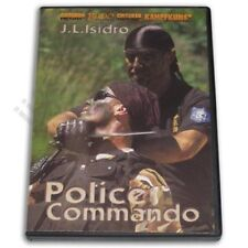 Police Commando Isidro Dvd law enforcement techniques cuffing frisking mistakes