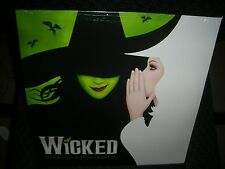 Wicked: A New Musical [Original Broadway Cast ] **NEW DOUBLE RECORD LP VINYL