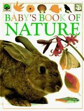 BABY'S BOOK OF NATURE Priddy, Roger Hardcover
