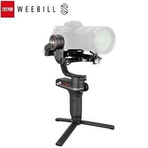 ZHIYUN WEEBILL S Handheld Gimbal Stabilizer für DSLR & Mirrorless Kamera