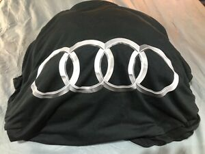 USED GENUINE AUDI R8 CAR COVER OEM SPECIALIZED COVERS MADE IN ENGLAND