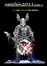 Diablo 3 Ps4/Xbox One - Babar - Ruf Des Unsterblichen Königs - URALT - Unmodded