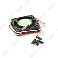40x40x10 mm Ball Bearing Fan for M350, MX500 Mini-ITX Case