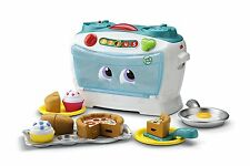 LeapFrog Number Lovin Oven Learning Kids Toy Kitchen Cooking Toddler Sounds New