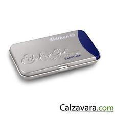 Pelikan Cartucce Edelstein Ink Cartridges 6 Cartucce - colore: Blue Sapphire