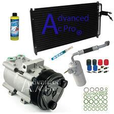 New AC Compressor Kit, Fits: 1998 - 2001 Ford F150 V8 4.6L & 5.4L / 98 - 99 F250