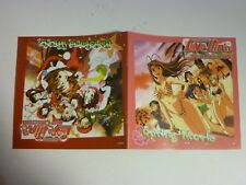 Love Hina Best Collection Spring + Christmas Movie Soundtrack Geneon Pioneer
