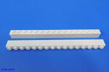 LEGO NR- 246501/1X16 BASE Struttura Base / 2 pezzi
