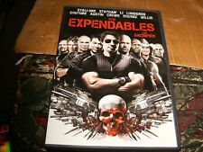 The Expendables (DVD, 2010, Canadian) Used.