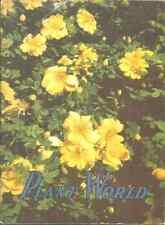 Plant World - Bertha Morris Parker - 1949 Vintage Science - Great For Homeschool