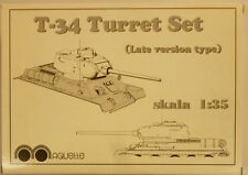RPM T34 Turret Set (late version) Model Kit 1:35