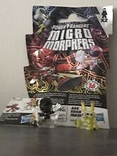 Power Rangers Micro Morphers Series Gold Ranger And Jack Beastbot